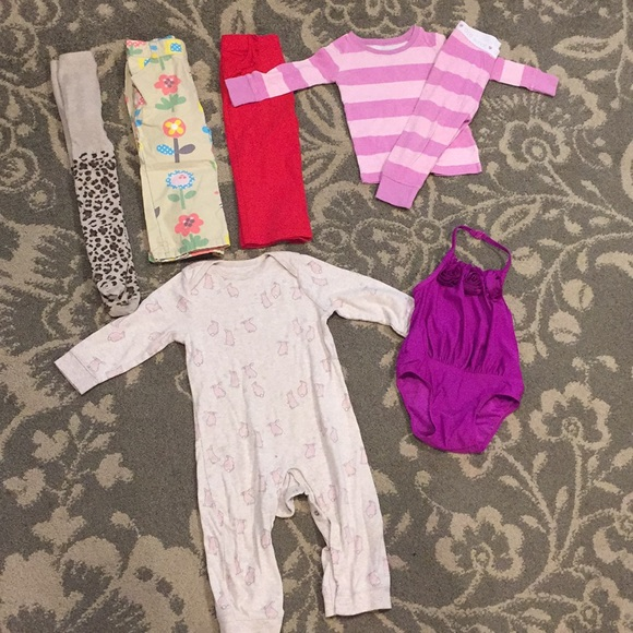 Clothes, Shoes & Accessories Bundles Gentle Baby Girls Next 18-24 Months Bundle